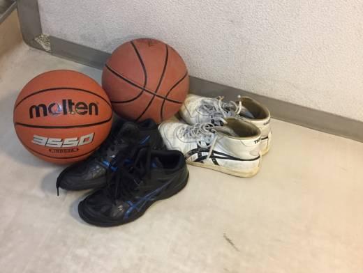 久しぶりのバスケ
