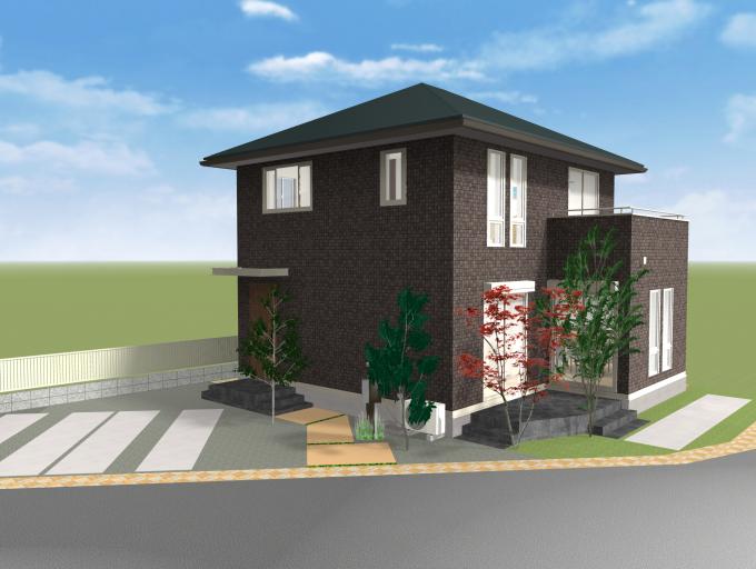 エコタウン武豊 G1区画モデルハウス