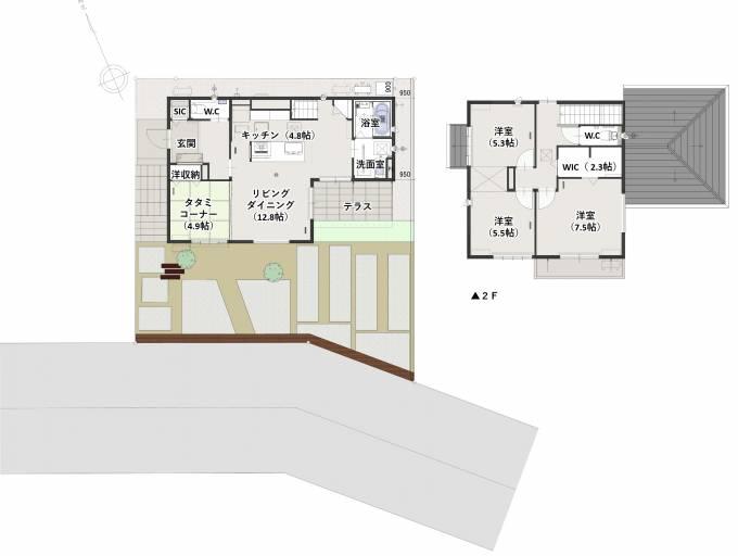 エコタウン武豊 E13区画建売住宅